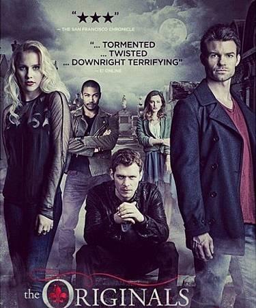 The Originals S01