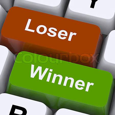 4457738-512194-loser-winner-keys-shows-risk-and-chance