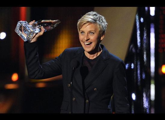 Ellen DeGeneres, The Ellen DeGeneres Show.jpg