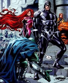The Inhumans (4)
