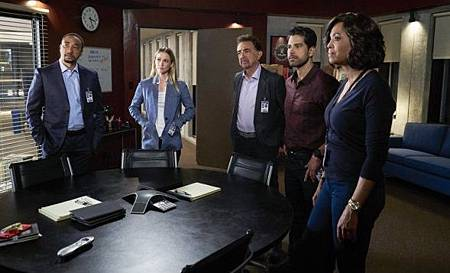 Criminal Minds 12x22