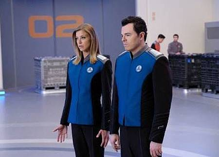 The Orville 1x9