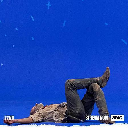 The Walking Dead set (7)