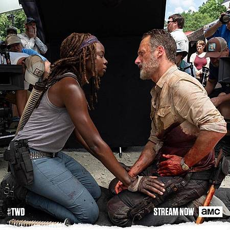 The Walking Dead set (9)