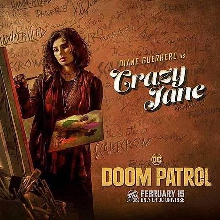 Crazy JaneJane Morris(Diane Guerrero).jpg