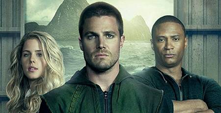Arrow-Original-Team-Arrow-Felicity-Smoak-Oliver-Queen-John-Diggle