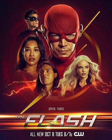 The Flash 6x1