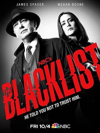 Blacklist S7 poster