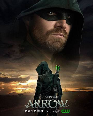 Arrow s8 poster