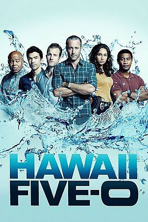 Hawaii Five0 poster