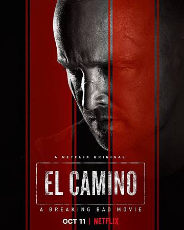 el camino breaking bad movie poster