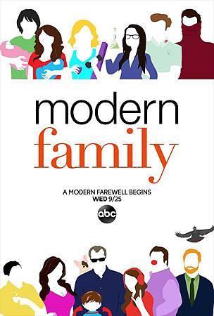 Modern Family s11 poster