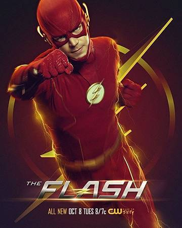The Flash S6 poster