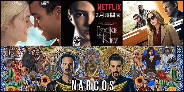 Netflix 2020 Feb