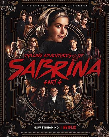 Chilling Adventures of Sabrina S4 poster.jpg