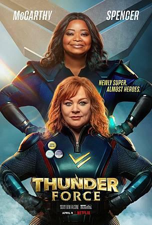Thunder Force poster.jpg