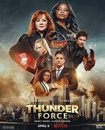 Thunder Force Poster 2.jpg