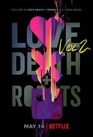 Love, Death Robots Volume 2 Poster.jpg