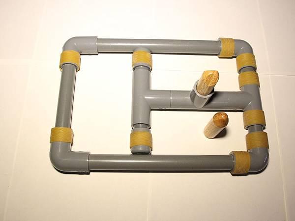 張釗漢原始點 自療工具 人工手肘(不求人) T型