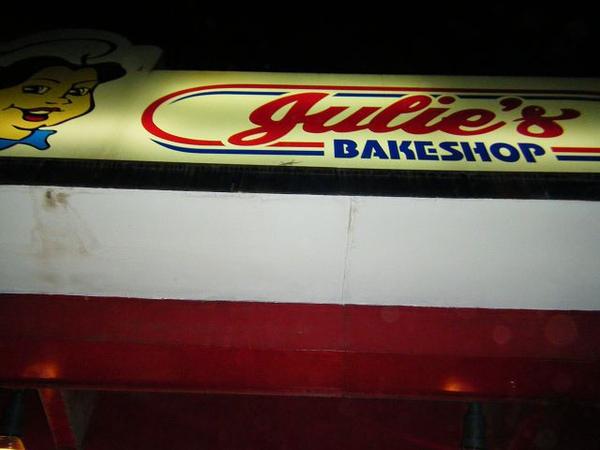 Julie's連鎖麵包店