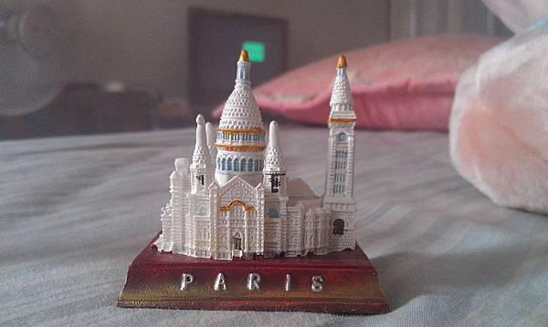 小聖心堂模型