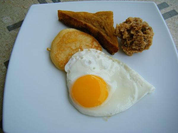 Lagoon的早餐很好吃