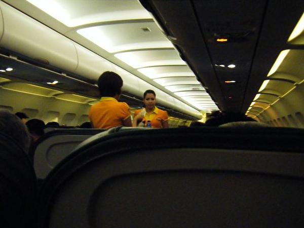 宿霧航空的空姐們