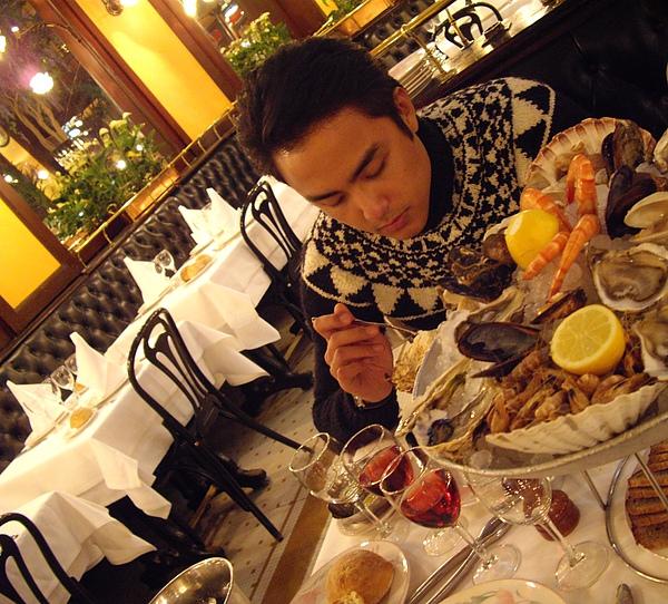 Brasserie Bofinger的海鮮盤-1.JPG