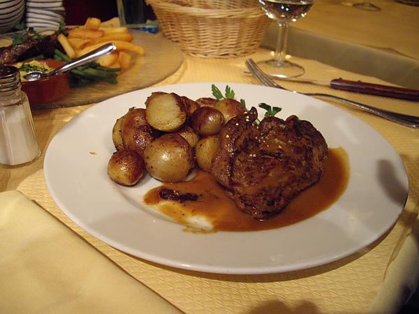 Brasserie Bofinger餐廳的美食-1.JPG