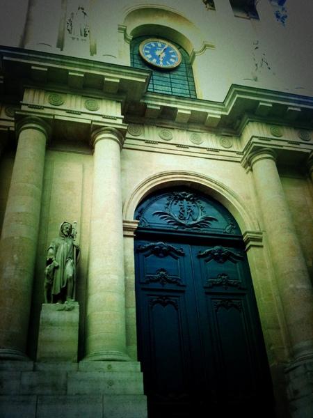 5~SAINT ROCH是RUE SAINT HONORE上的教堂.JPG