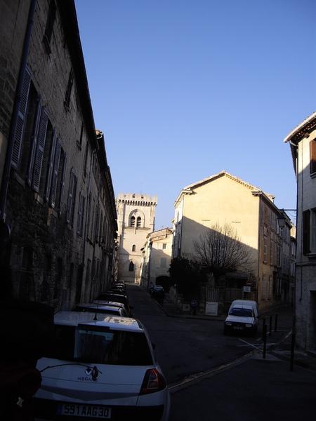 1~Avignon亞維儂小鎮一景.JPG