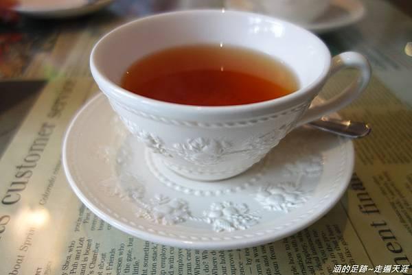台北 - 東京紅茶&餐廳KANO嘉農 ~ 來杯紅茶,享受悠閒舒適的美好時光