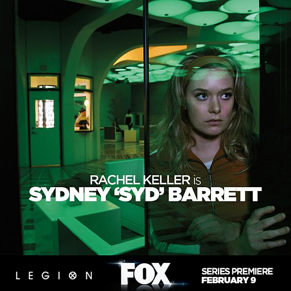 Legion - Rachel Keller