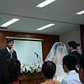 教堂婚禮現場