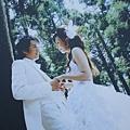 新郎新娘婚紗照