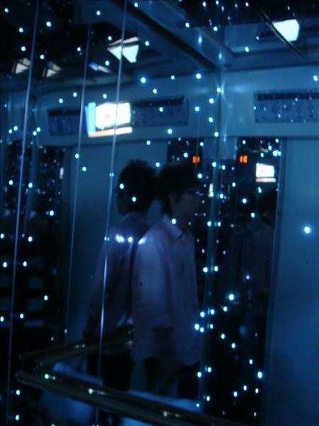 星光閃閃電梯