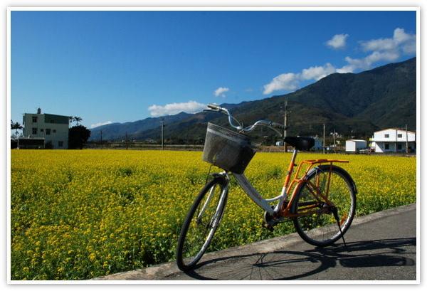 關山自行車