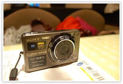 陪著龜仔出國的相機