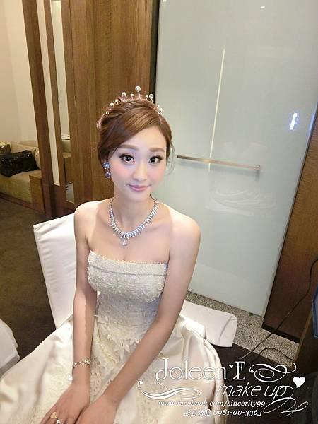 超美韓風新娘-誠意新秘