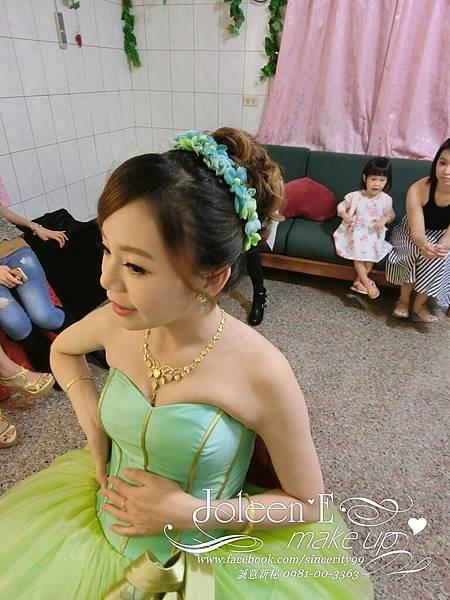 誠意新秘-韓系新娘造型