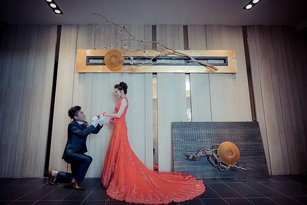 菜菜大哲婚禮紀錄-類婚紗