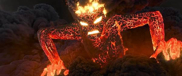lava-monster