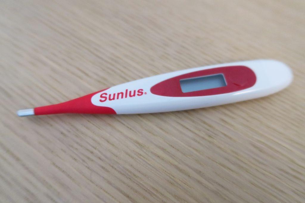基礎體溫-求子備孕