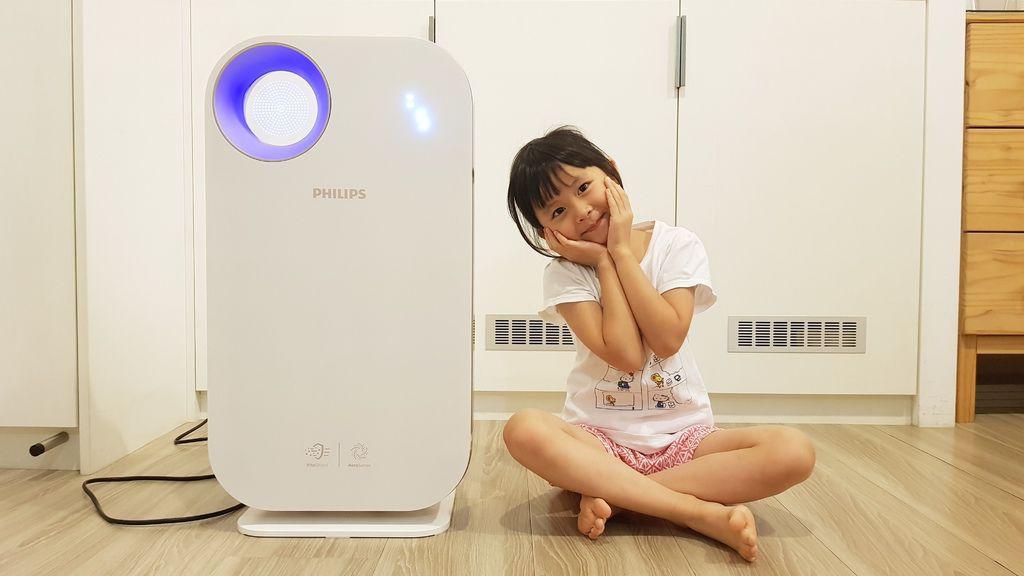 【家電】百位醫師清淨機使用推薦|PHILIPS飛利浦奈米級空氣清淨機AC4558