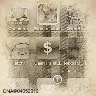 DNA 001