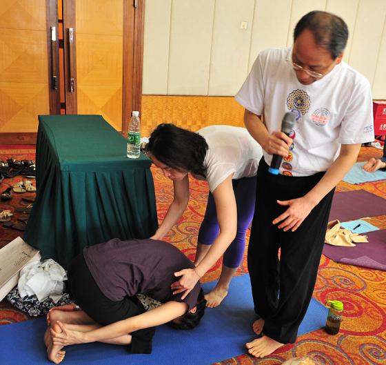 2012成都脈輪與勝王瑜伽師資班精采回憶四