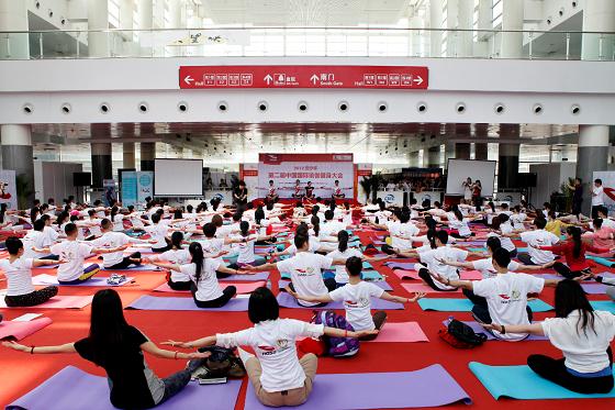 201205第二屆中國國際瑜伽健身大會-1