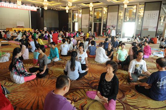 201408瀋陽五大元素與心靈轉化瑜伽師資回憶2-2