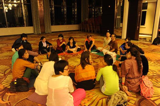 201408瀋陽五大元素與心靈轉化瑜伽師資回憶2-9