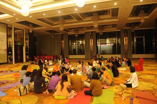 201408瀋陽五大元素與心靈轉化瑜伽師資回憶2-7
